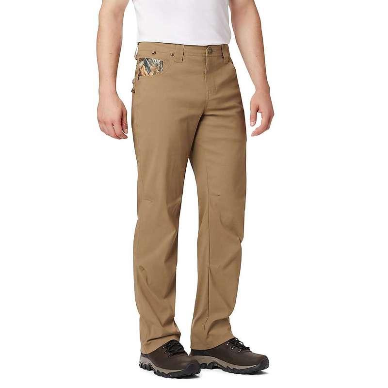 コロンビア メンズ カジュアルパンツ ボトムス Columbia Men's Bucktail Pant Flax / Rt Edge