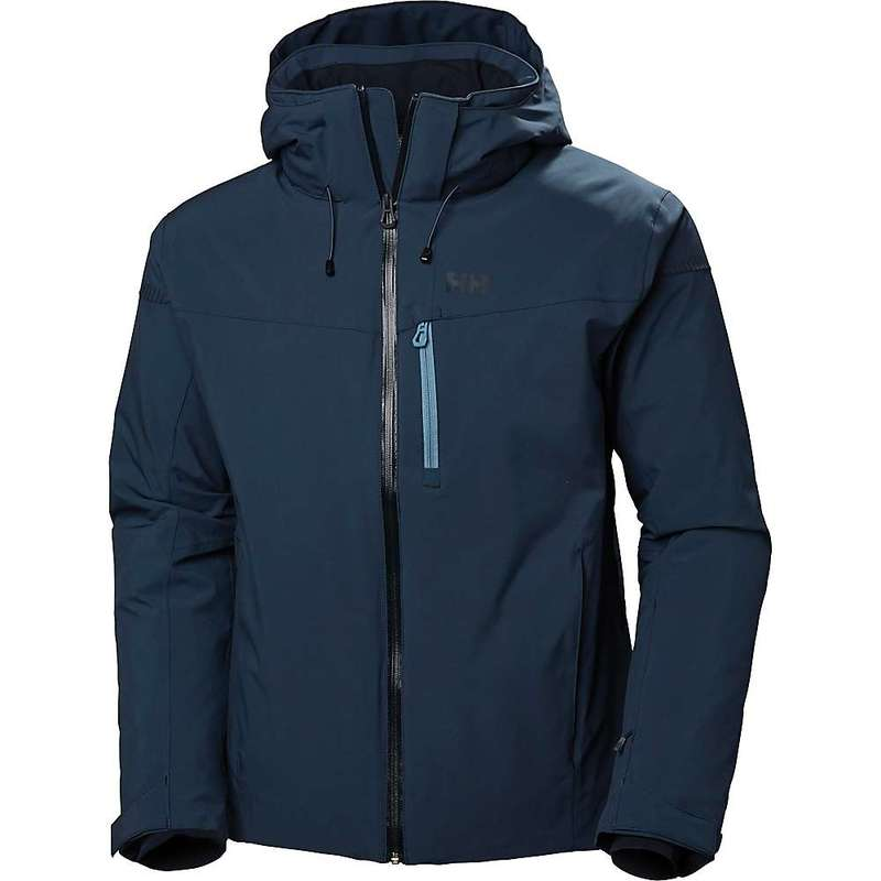 ヘリーハンセン メンズ ジャケット・ブルゾン アウター Helly Hansen Men's Swift 4.0 Jacket North Sea Blue