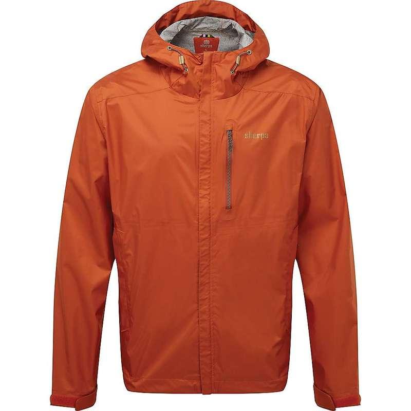 シャーパ メンズ ジャケット・ブルゾン アウター Sherpa Men's Kunde 2.5-Layer Jacket Teej Orange