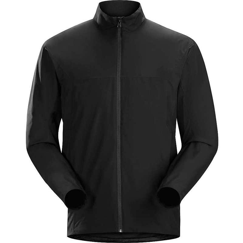 アークテリクス メンズ ジャケット・ブルゾン アウター Arcteryx Men's Solano Jacket Black