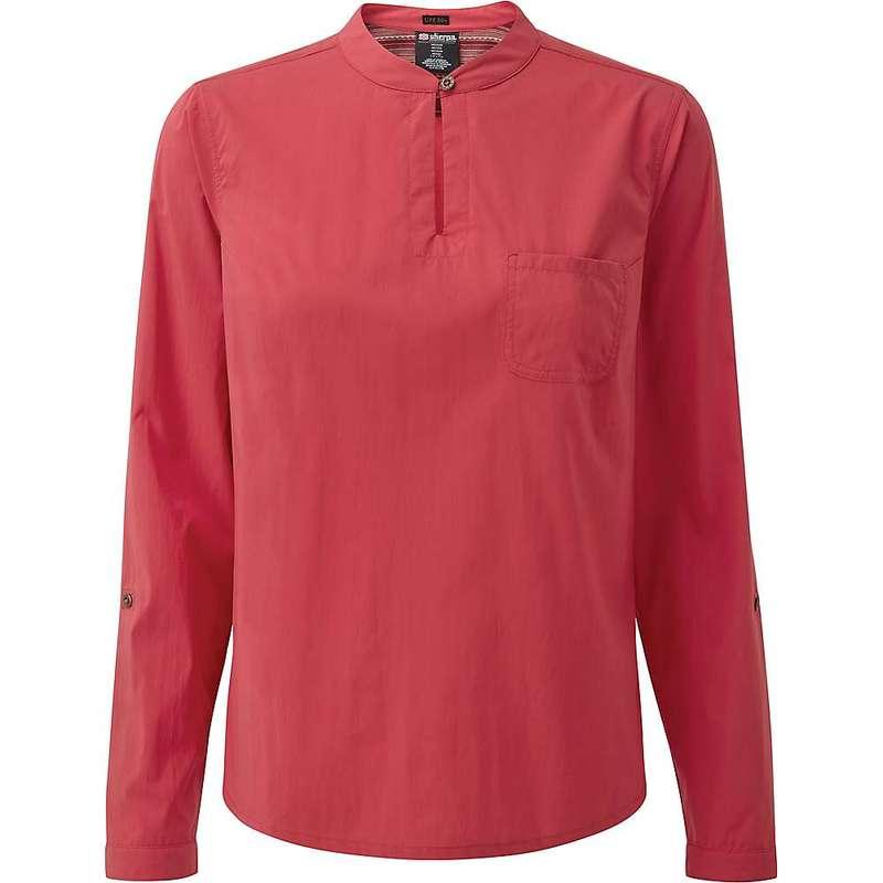 シャーパ レディース シャツ トップス Sherpa Women's Ravi Shirt Golbera Pink