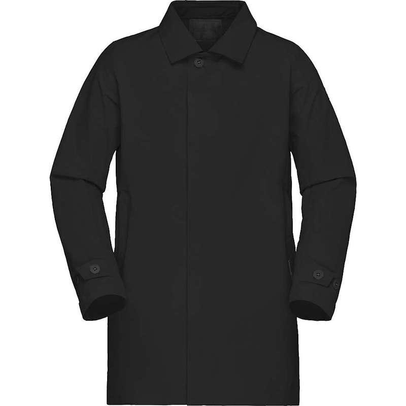 ノローナ メンズ ジャケット・ブルゾン アウター Norrona Men's Oslo Gore-Tex Coat Caviar