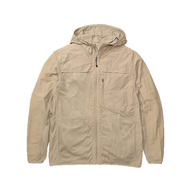 エクスオフィシオ メンズ ジャケット・ブルゾン アウター ExOfficio Men's BugsAway Sandfly Jacket Tawny