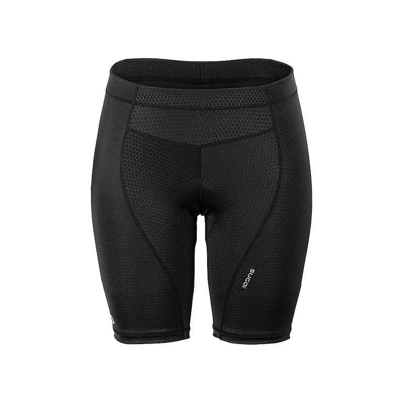 スゴイ レディース ハーフパンツ・ショーツ ボトムス Sugoi Women's Essence Short Black
