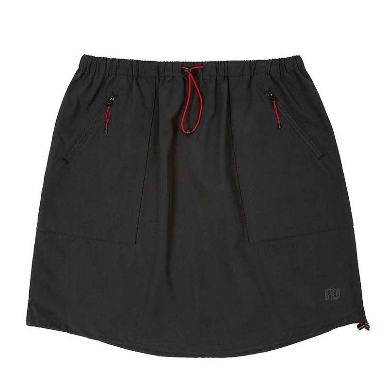 トポ・デザイン レディース スカート ボトムス Topo Designs Women's Sport Skirt Black