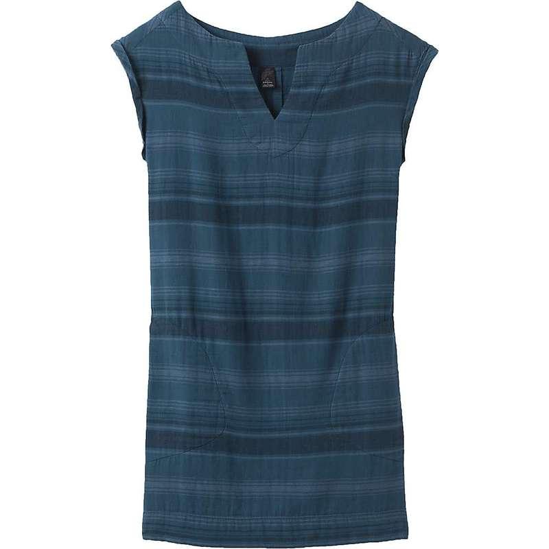 プラーナ レディース ワンピース トップス Prana Women's Kai Dress Atlantic Stripe