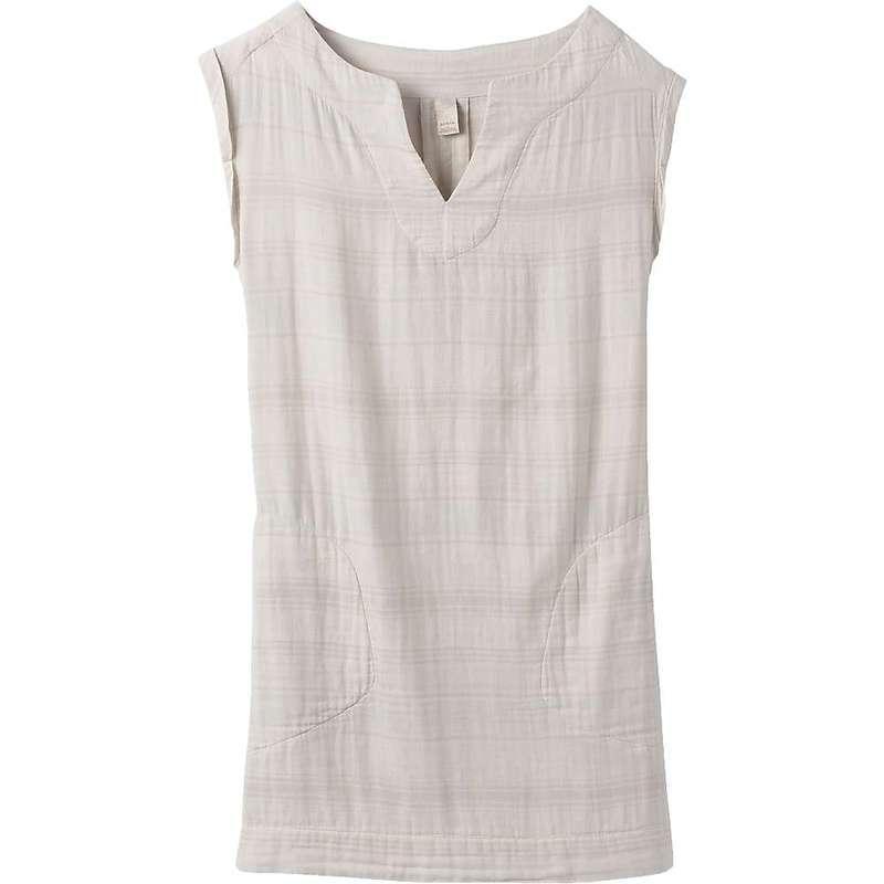 プラーナ レディース ワンピース トップス Prana Women's Kai Dress Bone Stripe