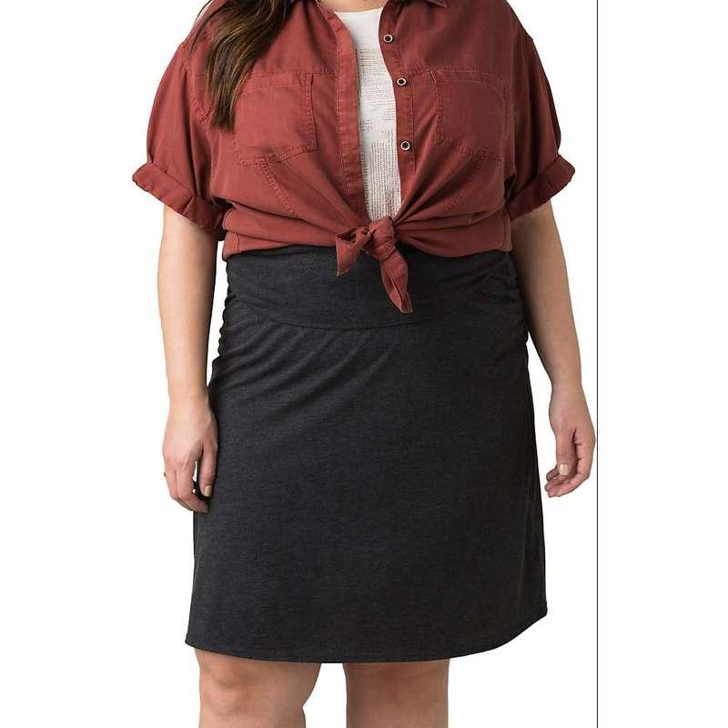 送料無料 サイズ交換無料 プラーナ レディース ボトムス スカート Black Skirt 高額売筋 Women's - 爆買いセール Plus Prana Valencie
