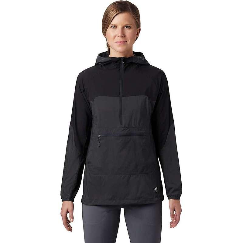 マウンテンハードウェア レディース ジャケット・ブルゾン アウター Mountain Hardwear Women's Kor Preshell Shape Jacket Dark Storm