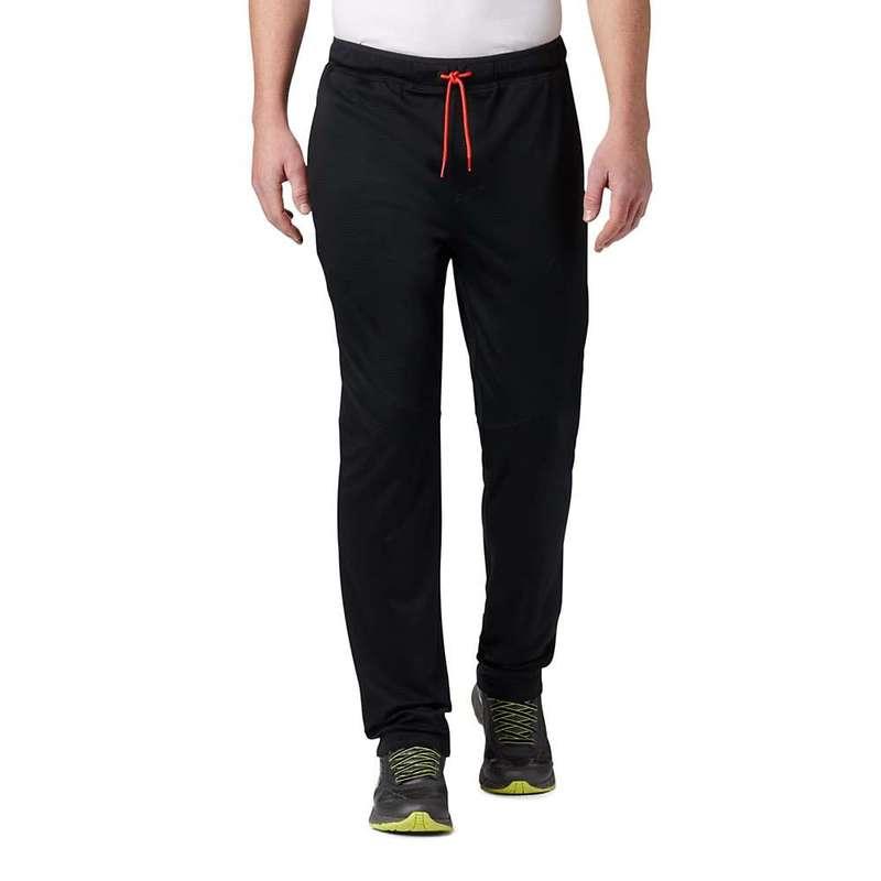 コロンビア メンズ カジュアルパンツ ボトムス Columbia Men's Tech Trail Knit Pant Black