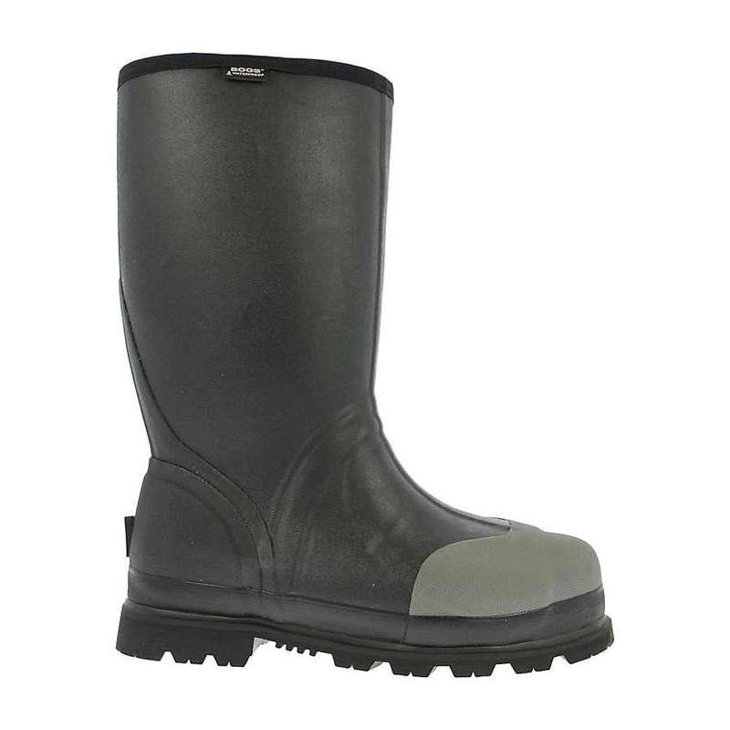 送料無料 サイズ交換無料 ボグス メンズ シューズ ブーツ レインブーツ Black Boot CSA Forge Bogs STMG 新登場 Toe Steel 2020新作 Men's