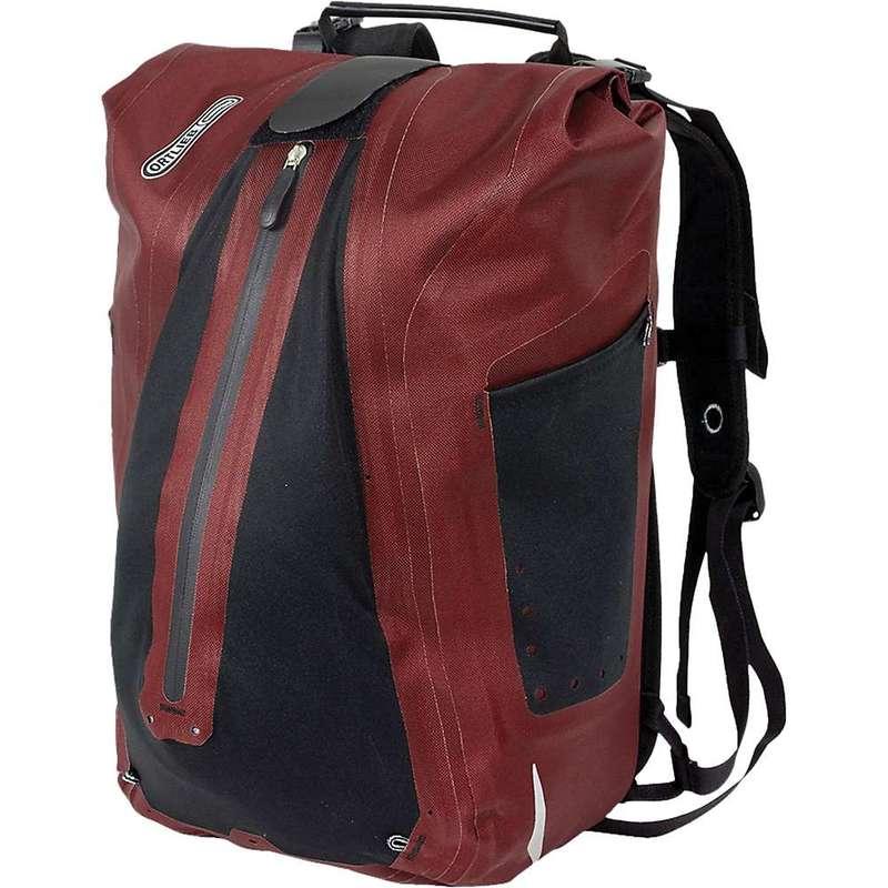 オートリービー メンズ バックパック・リュックサック バッグ Ortlieb Vario QL3.1 Backpack Dark Chili