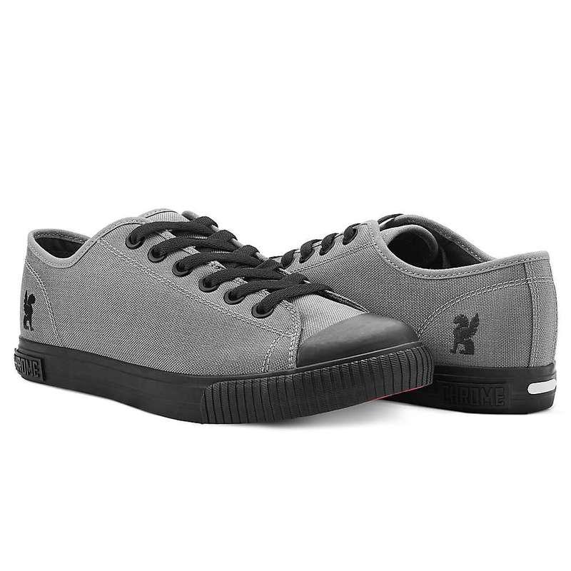 クローム インダストリーズ メンズ スニーカー シューズ Chrome Industries Men's Kursk Pedal Shoe Grey/Black