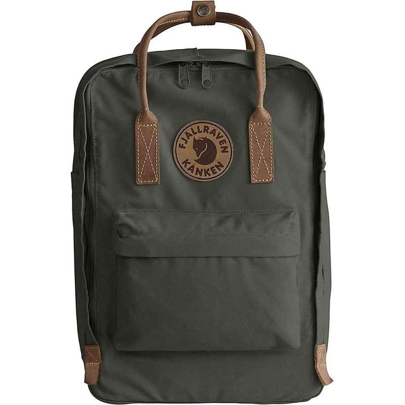 フェールラーベン メンズ バックパック・リュックサック バッグ Fjallraven Kanken No. 2 15 Inch Laptop Bag Deep Forest