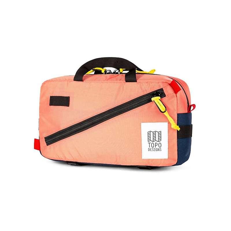 トポ・デザイン メンズ ショルダーバッグ バッグ Topo Designs Quick Pack Coral/Navy