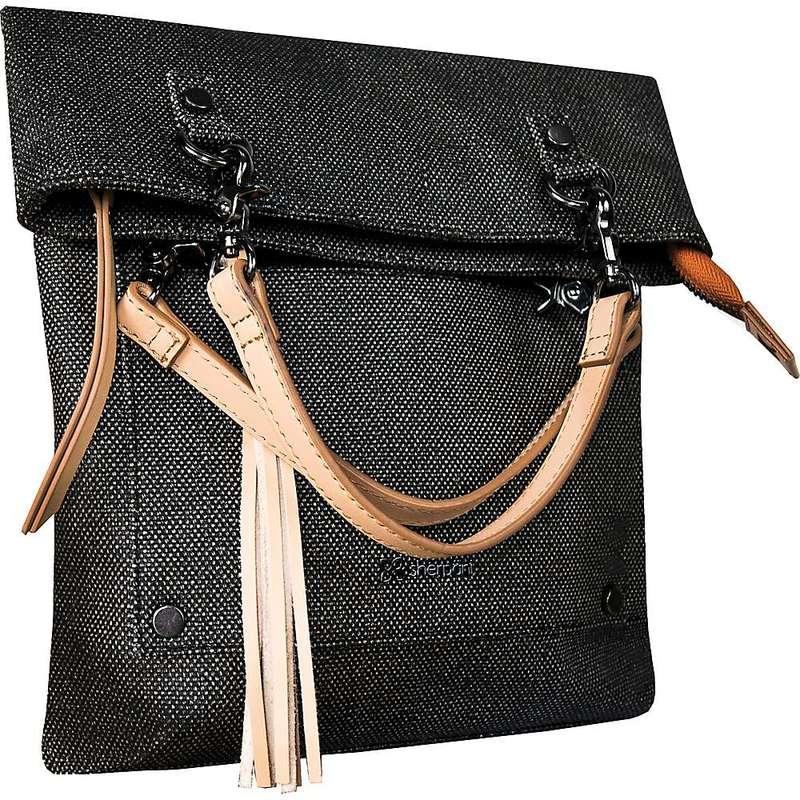 シェルパニ レディース ショルダーバッグ バッグ Sherpani Women's Rebel Crossbody Bag Blackstone