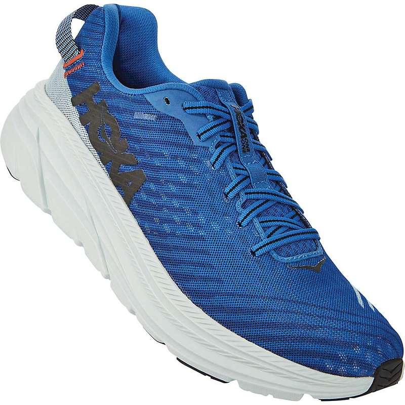 ホッカオネオネ メンズ スニーカー シューズ Hoka One One Men's Rincon Shoe Imperial Blue / Wan Blue