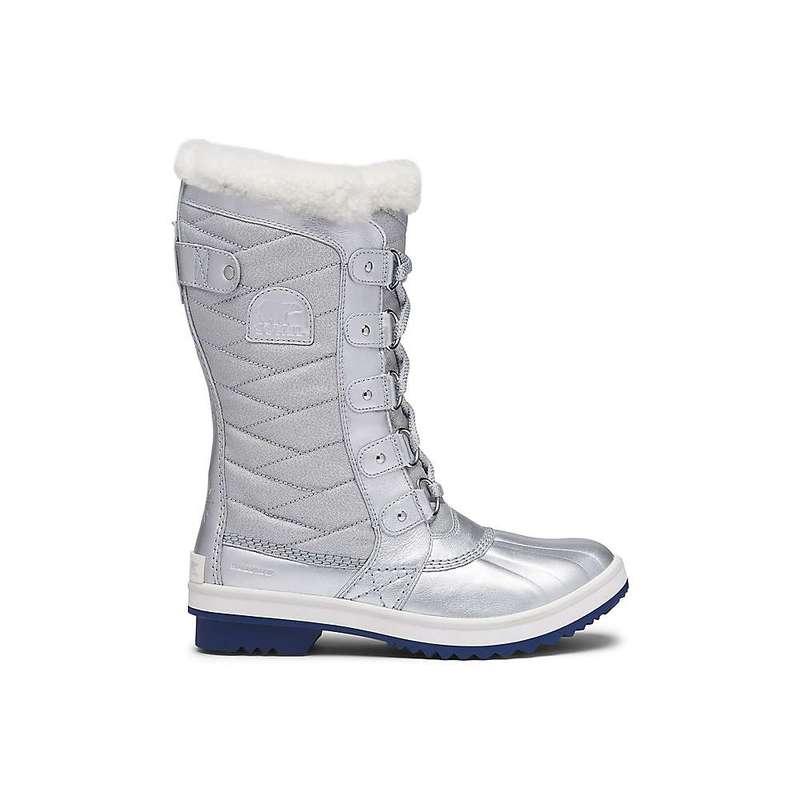 ソレル レディース ブーツ・レインブーツ シューズ Sorel Women's Disney Frozen Tofino II Boot Pure Silver