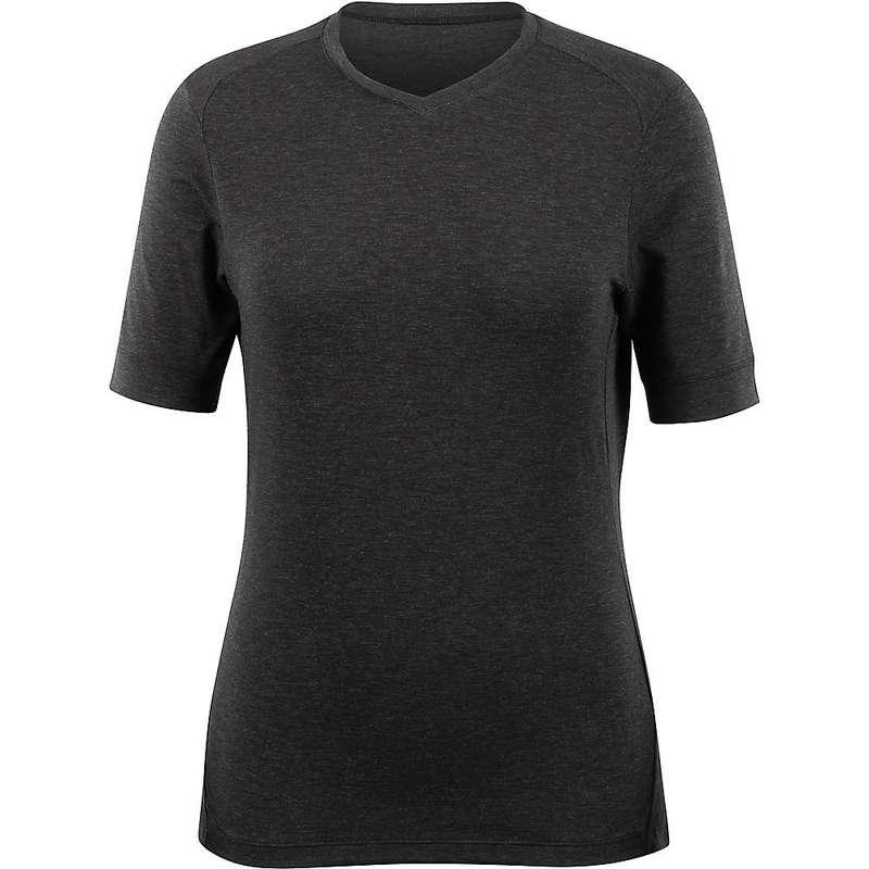 スゴイ レディース Tシャツ トップス Sugoi Women's Off Grid SS Shirt Black