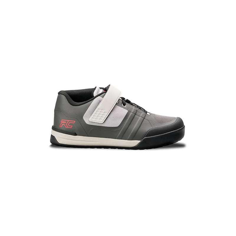 ライドコンセプツ メンズ スニーカー シューズ Ride Concepts Men's Transition Shoe Charcoal/Red