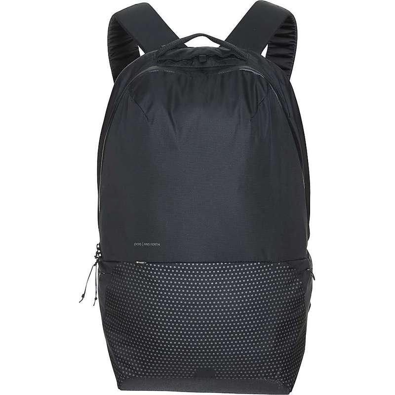ピーオーシー メンズ バックパック・リュックサック バッグ POC Sports Berlin Backpack Uranium Black