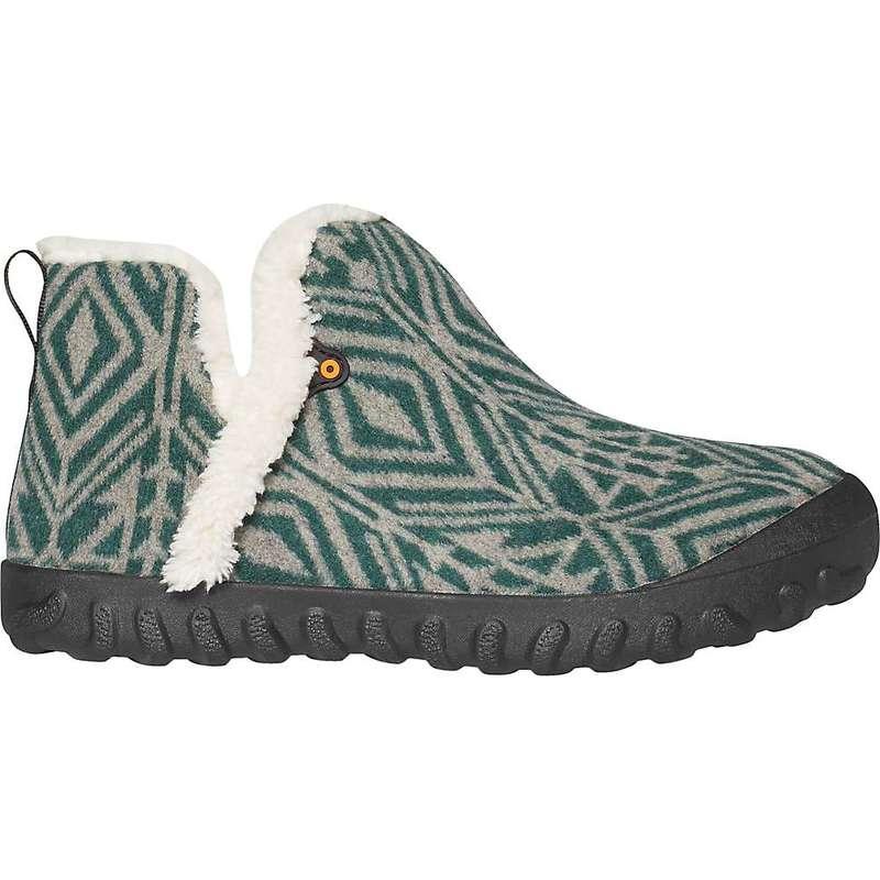ボグス レディース サンダル シューズ Bogs Women's B Moc Geo Slipper Shoe Emrald Multi