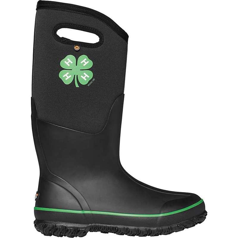 ボグス レディース ブーツ・レインブーツ シューズ Bogs Women's Classic 4-H Tall Boot Black