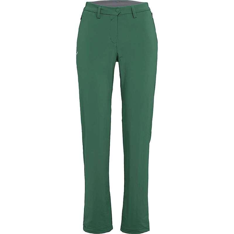 サレワ レディース カジュアルパンツ ボトムス Salewa Women's Puez 2 DST Regular Pant Myrtle