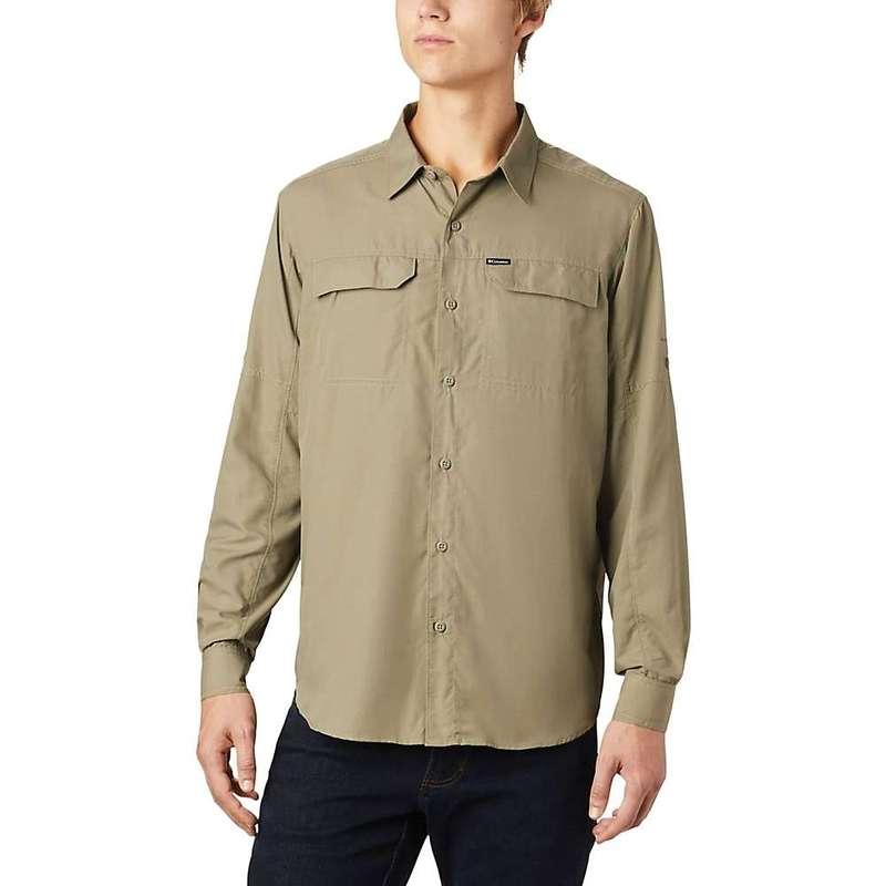 コロンビア メンズ シャツ トップス Columbia Men's Silver Ridge2.0 LS Shirt Sage