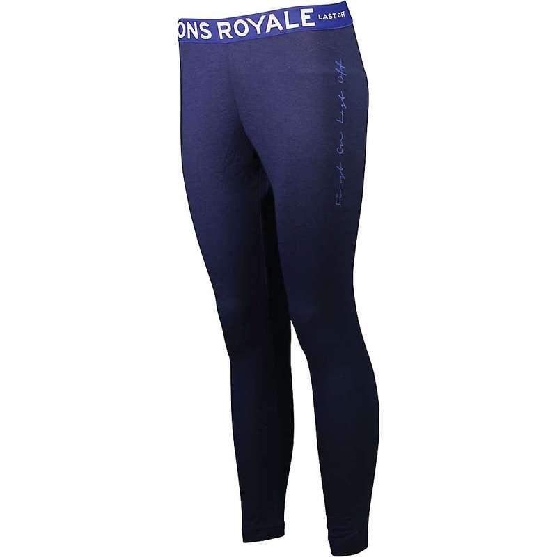 モンスロイヤル レディース カジュアルパンツ ボトムス Mons Royale Women's Christy Legging Navy