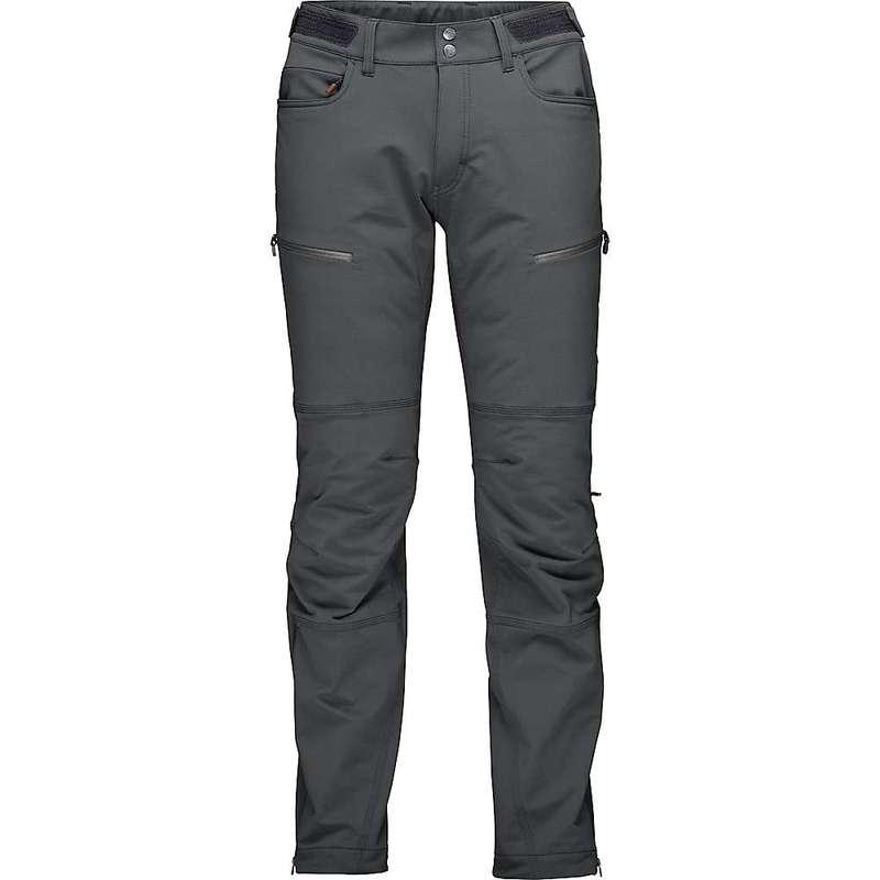 ノローナ メンズ カジュアルパンツ ボトムス Norrona Men's Svalbard Flex1 Pant Slate Grey / Rooibos Tea