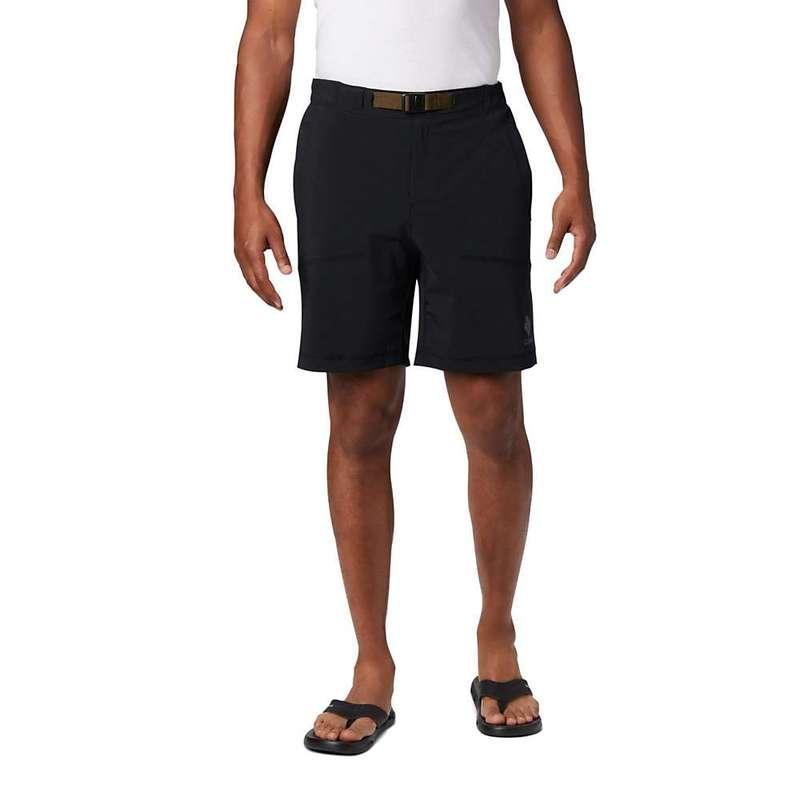 コロンビア メンズ ハーフパンツ・ショーツ ボトムス Columbia Men's Lodge 8 Inch Woven Short Black