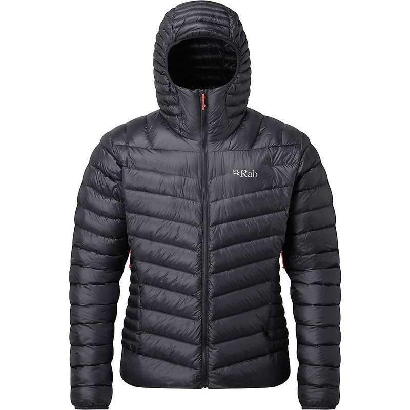 ラブ メンズ ジャケット・ブルゾン アウター Rab Men's Proton Jacket Ebony