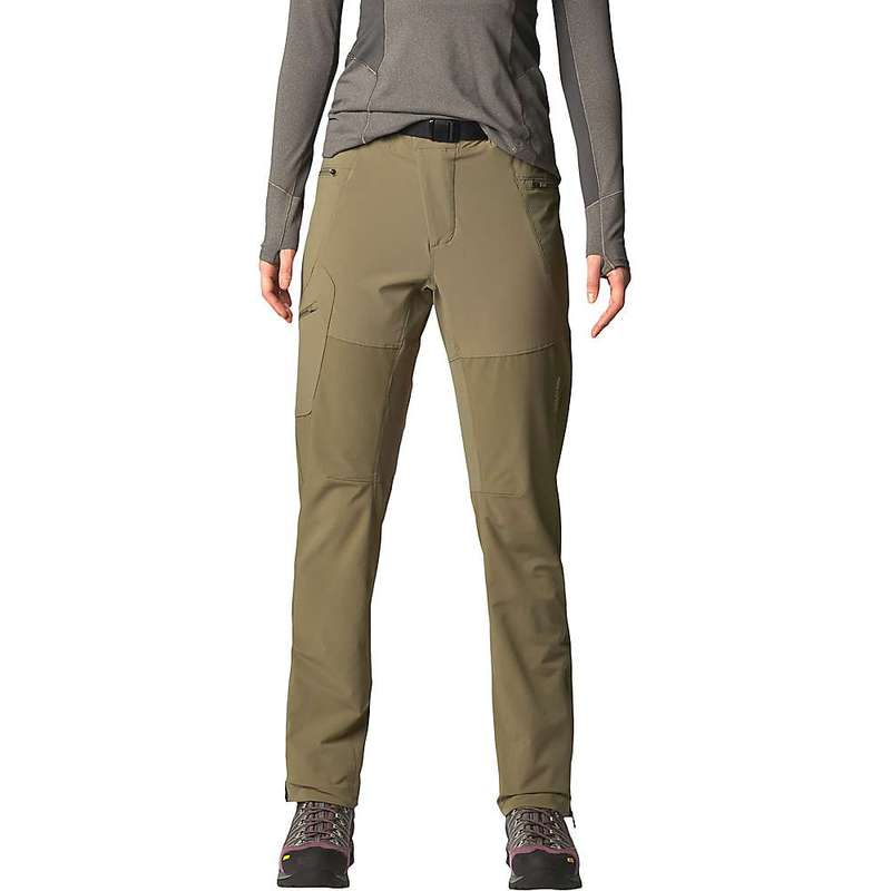 マウンテンハードウェア レディース カジュアルパンツ ボトムス Mountain Hardwear Chockstone Alpine Pant Light Army