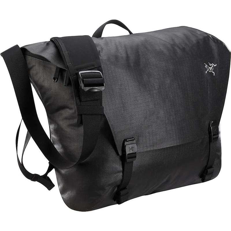 アークテリクス メンズ ショルダーバッグ バッグ Arcteryx Granville 16 Courier Bag Black