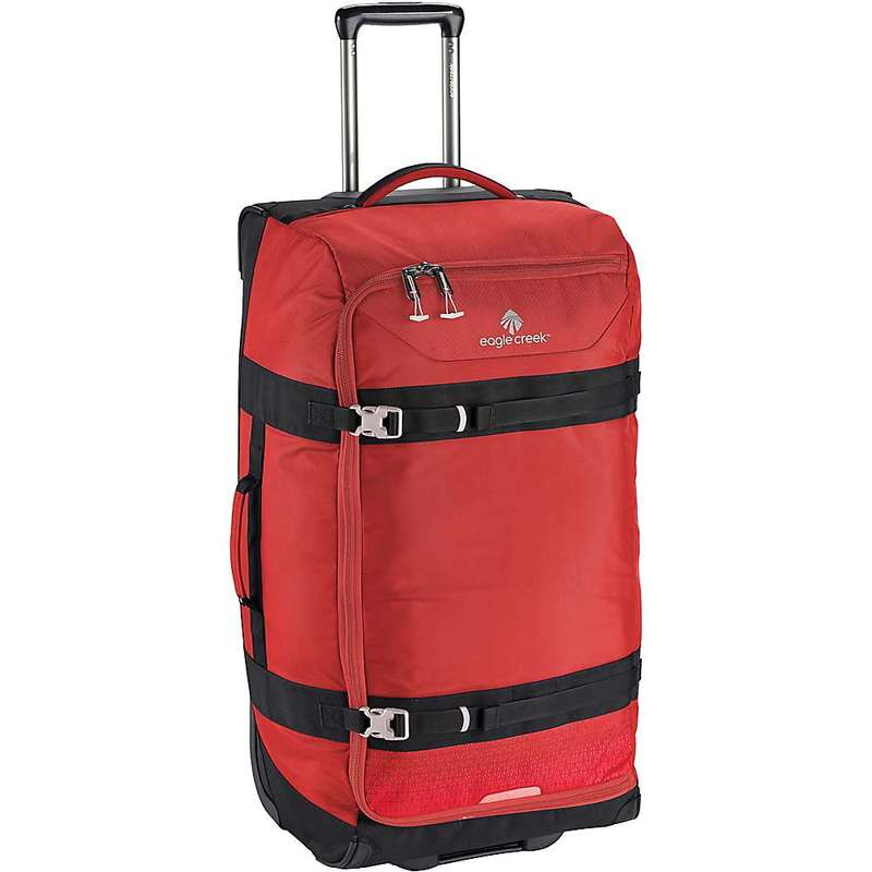 イーグルクリーク メンズ スーツケース バッグ Eagle Creek Expanse Wheeled 100L Duffel Bag Volcano Red