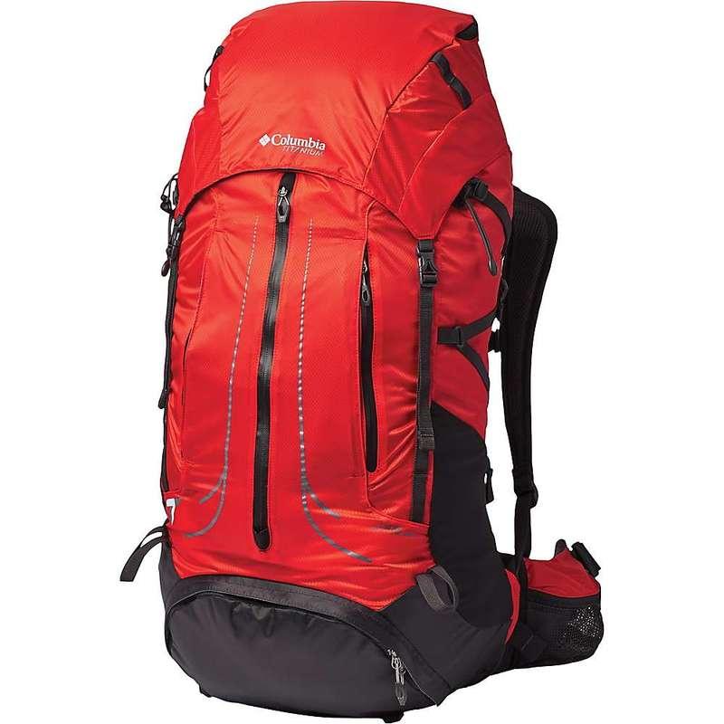 コロンビア メンズ バックパック・リュックサック バッグ Columbia Trail Elite Backpack Wildfire/Shark