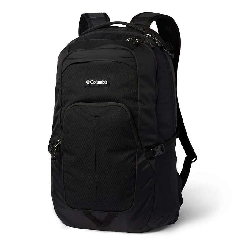 コロンビア メンズ バックパック・リュックサック バッグ Columbia Hawthorne 32L Backpack Black