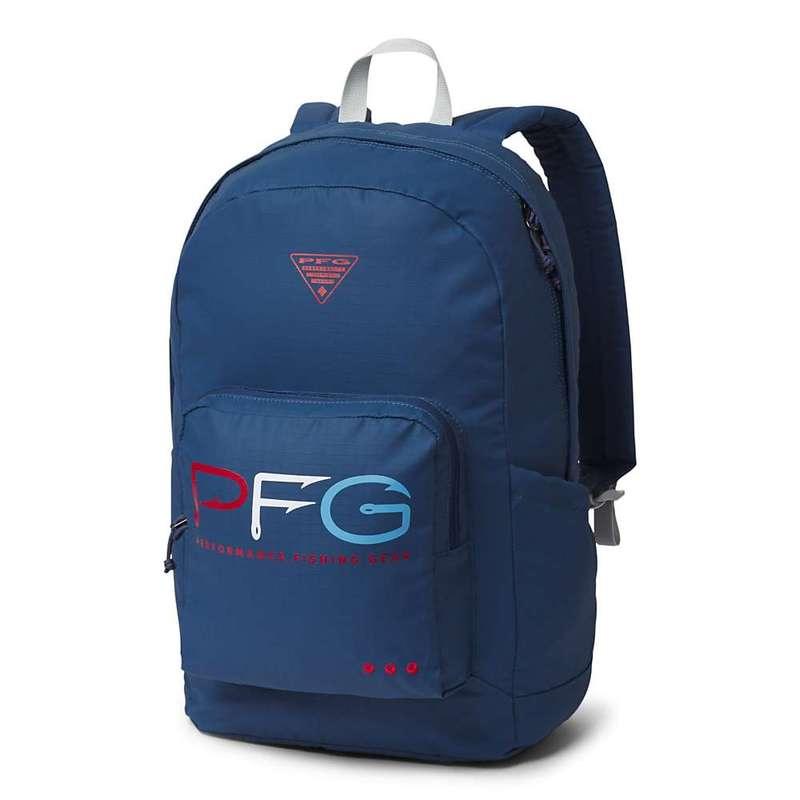 コロンビア メンズ バックパック・リュックサック バッグ Columbia PFG Zigzag 22L Backpack Carbon