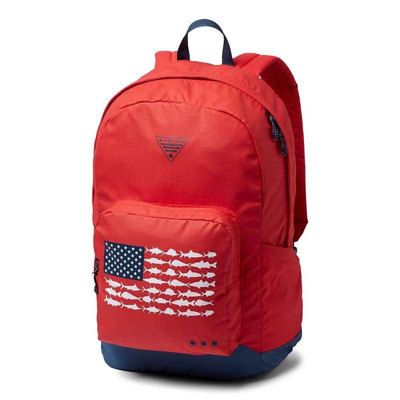 コロンビア メンズ バックパック・リュックサック バッグ Columbia PFG Zigzag 22L Backpack Red Spark/Carbon