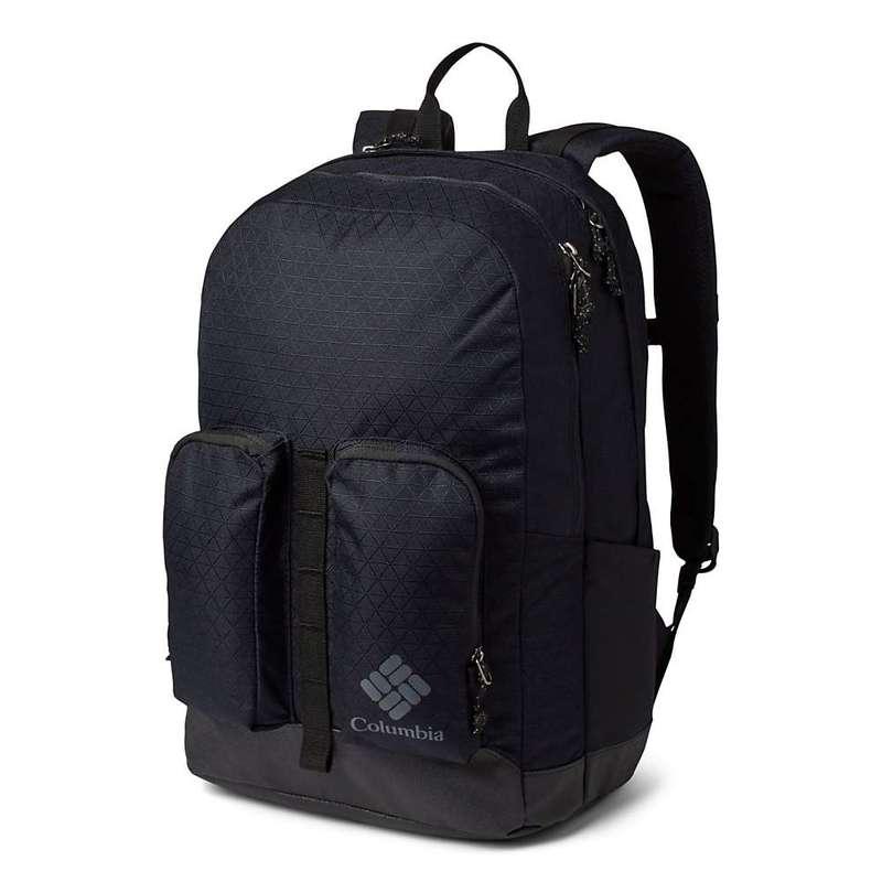 コロンビア メンズ バックパック・リュックサック バッグ Columbia Zigzag 27L Backpack Black