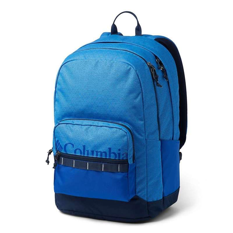 コロンビア メンズ バックパック・リュックサック バッグ Columbia Zigzag 30L Backpack Azure Blue/Azul
