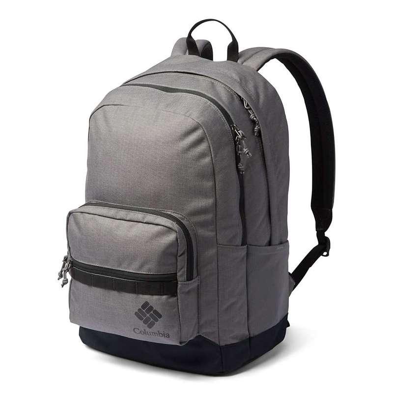 コロンビア メンズ バックパック・リュックサック バッグ Columbia Zigzag 30L Backpack City Grey Heather/Black