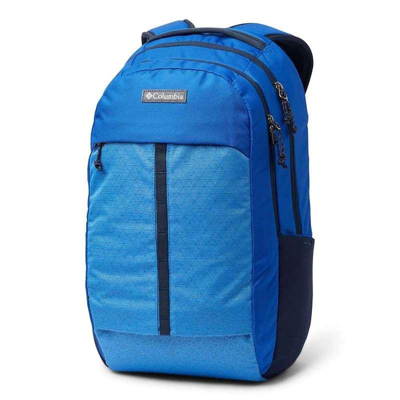 コロンビア メンズ バックパック・リュックサック バッグ Columbia Mazama 26L Backpack Azul/Azure Blue