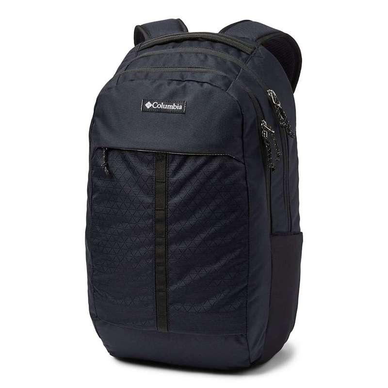 コロンビア メンズ バックパック・リュックサック バッグ Columbia Mazama 26L Backpack Black
