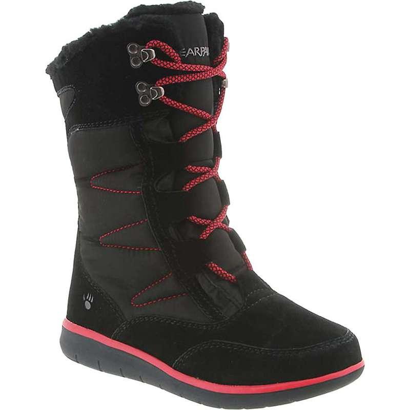 ベアパウ レディース ブーツ・レインブーツ シューズ Bearpaw Women's Aretha Boot Black II