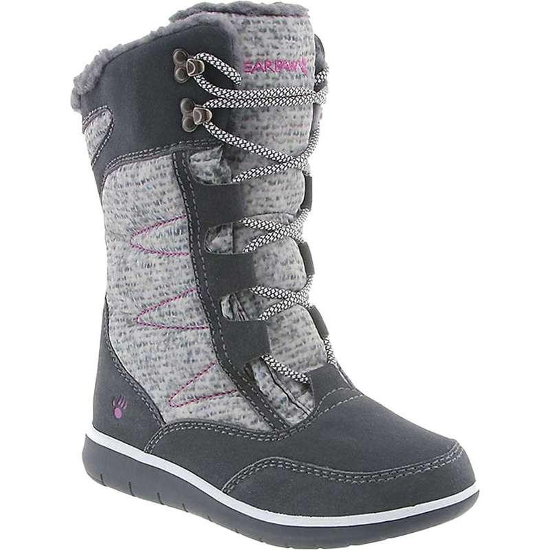 ベアパウ レディース ブーツ・レインブーツ シューズ Bearpaw Women's Aretha Boot Charcoal