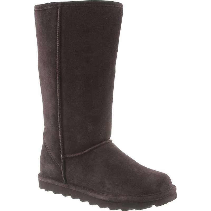 ベアパウ レディース ブーツ・レインブーツ シューズ Bearpaw Women's Elle Tall Boot Chocolate II