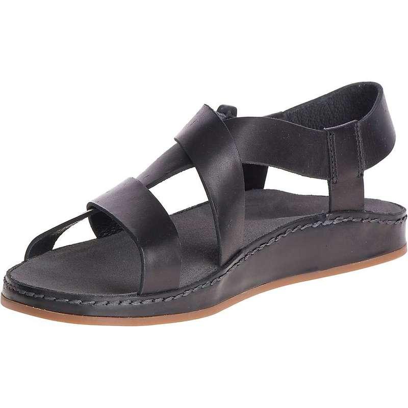 チャコ レディース サンダル シューズ Chaco Women's Wayfarer Sandal Black