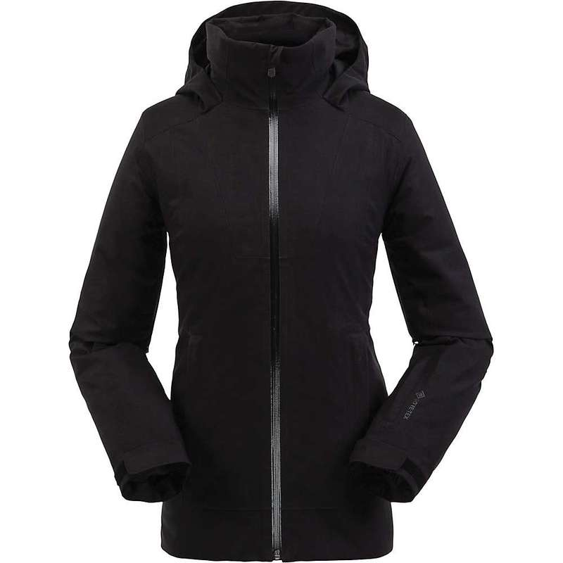 スパイダー レディース ジャケット・ブルゾン アウター Spyder Women's Voice GTX Jacket Black Black